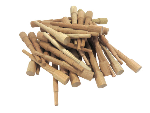 Miller Dowel 100 Pack of Mini Stepped Cherry Dowels