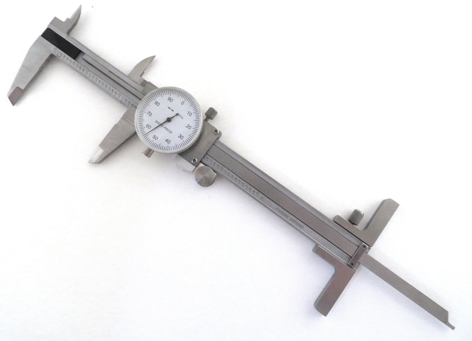 iGaging Depth Gauge Attachment for Dial or Digital Calipers