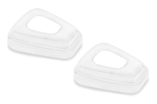 3M™ 501 Particulate Dust Filter Retainer Cover for Respirator Organic Cartridge 6001i Set of 2