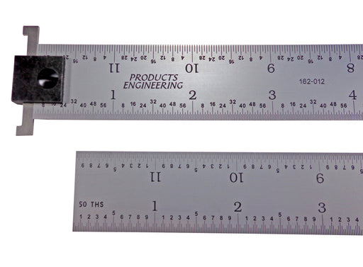 PEC Tools 16R Rigid Hook Rulers