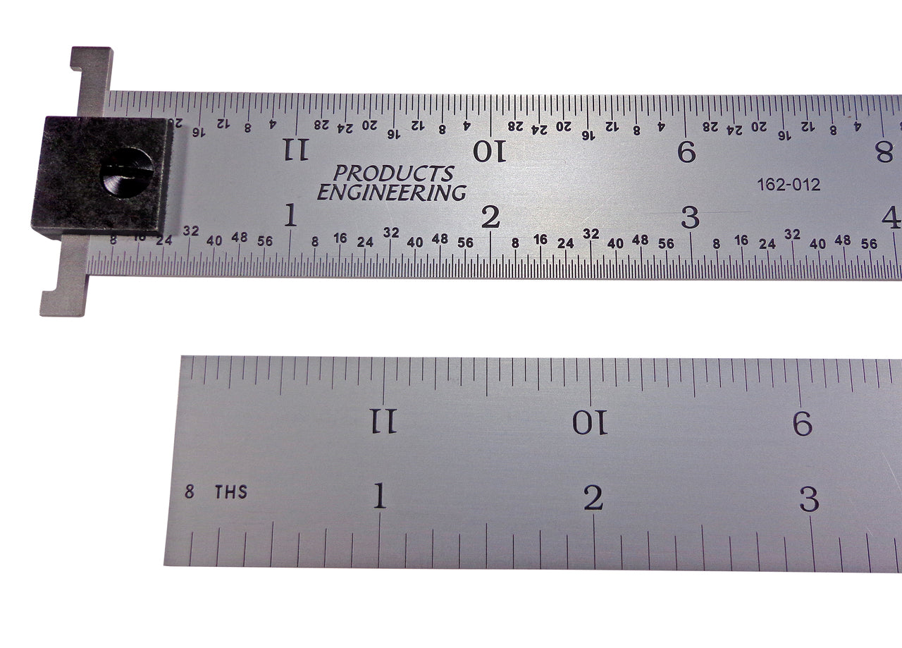 PEC Tools 4R Rigid Hook Rulers