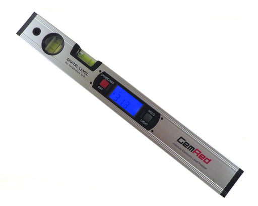 "GemRed 16"" Digital Level with Magnetic Base"
