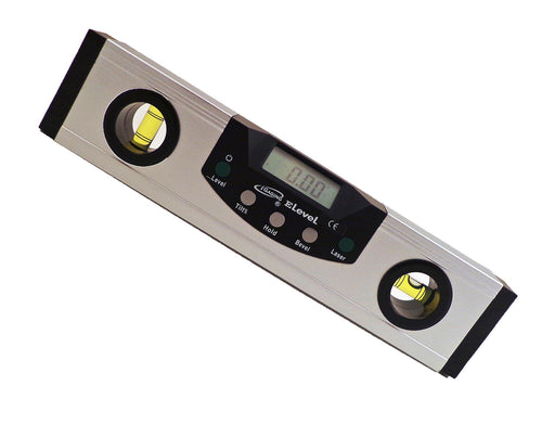 "iGaging 9"" Digital Level with Magnetic Base and Lasers"