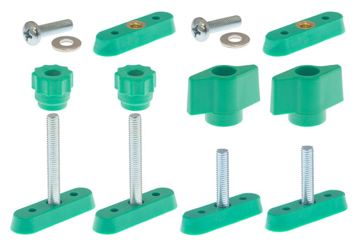 Microjig MATCHFIT™ Dovetail Hardware Variety Pack (6-Pack)