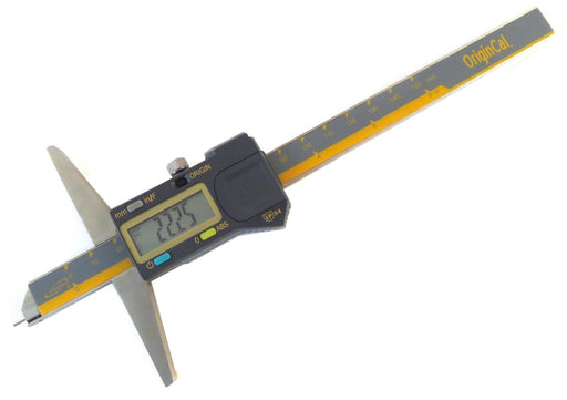 "iGaging OriginCal IP54 0-6"" Digital Depth Caliper"