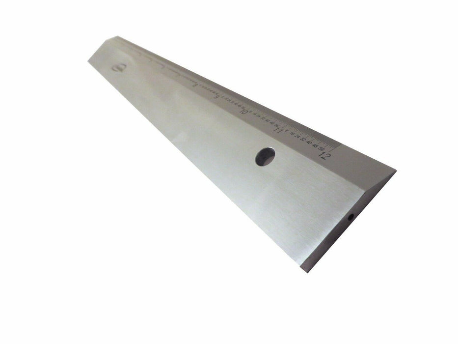 "iGaging 24"" Hardened Steel Bevel Edge Straight Edge"