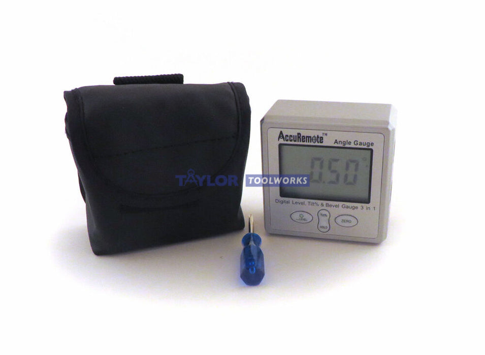 AccuRemote® Digital Angle Gauge
