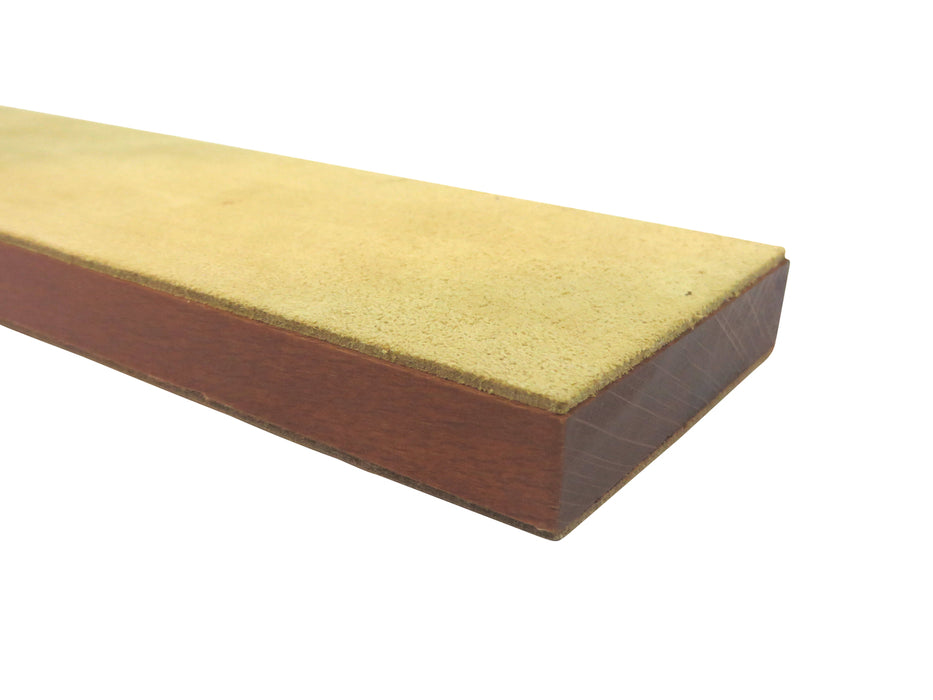 "French 2-Sided 3"" x 10"" Leather Strop"