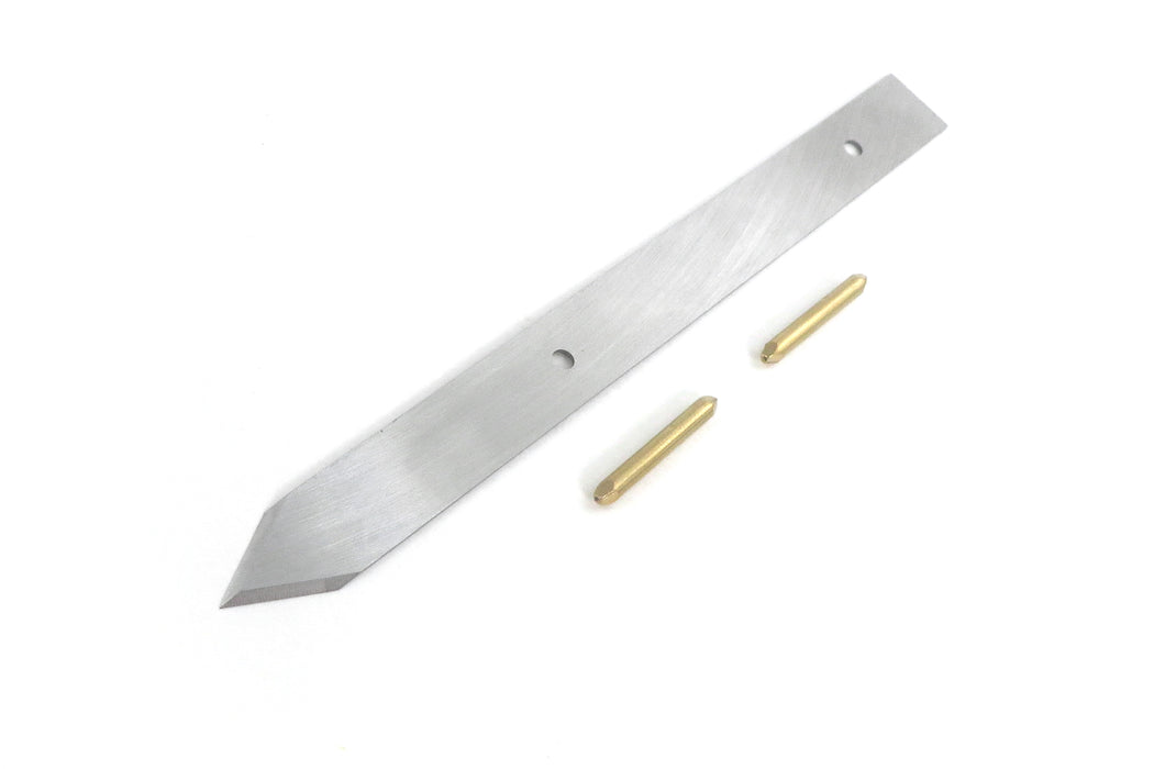 "Mikov Unhandled Super Thin Blade Dual Bevel Marking Knife Kit 0.030"" Thick Blade"