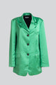 Mint Oversized Blazer