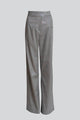 Rue Straight Leg Holographic Trousers