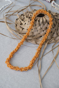 Collier de coquillages de Tahiti - 9