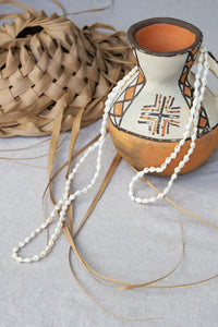 Collier de coquillages de Tahiti - 18
