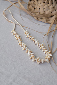 Collier de coquillages de Tahiti - 14