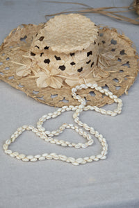 Collier de coquillages de Tahiti - 11