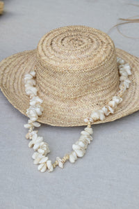 Collier de coquillages de Tahiti - 12