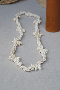 Collier de coquillages de Tahiti - 8