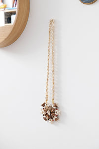 Collier de coquillages de Tahiti - 5