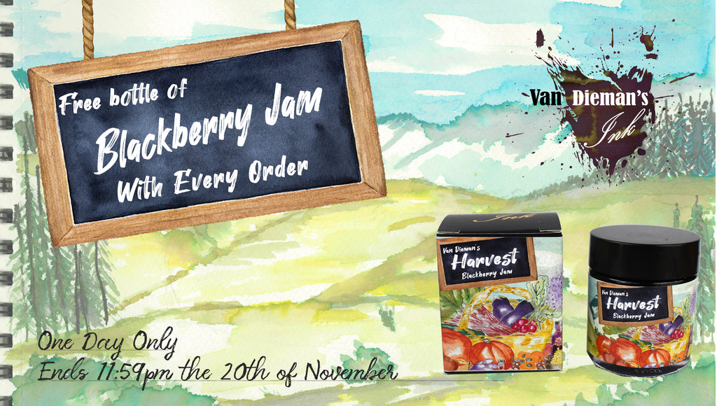 https://www.vandiemansink.com.au/collections/harvest/products/van-diemans-harvest-blackberry-jam-30ml-fountain-pen-ink