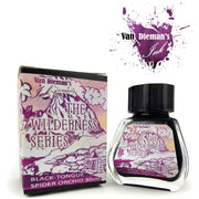 Van Dieman's The Wilderness Series Black-Tongue Spider Orchid - Fountain Pen Ink