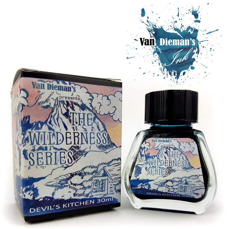Van Dieman's The Wilderness Series Devil's Kitchen - Fountain Pen Ink
