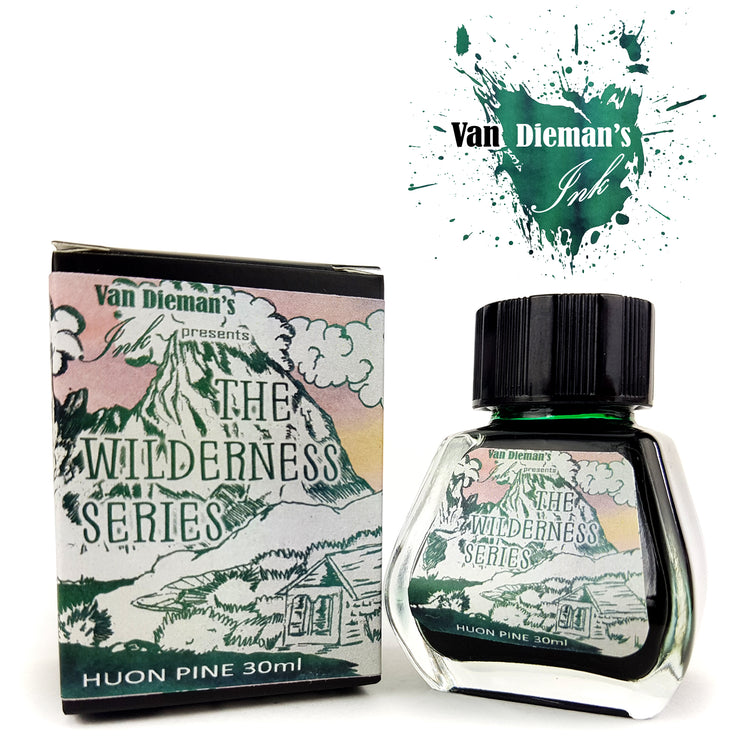 Van Dieman's The Wilderness Series Huon Pine - Fountain Pen Ink