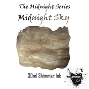 Van Dieman's The Midnight Series Midnight Sky - Shimmer Ink.