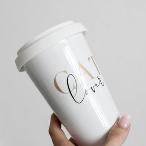 Coffee-to-go Becher | Catlover