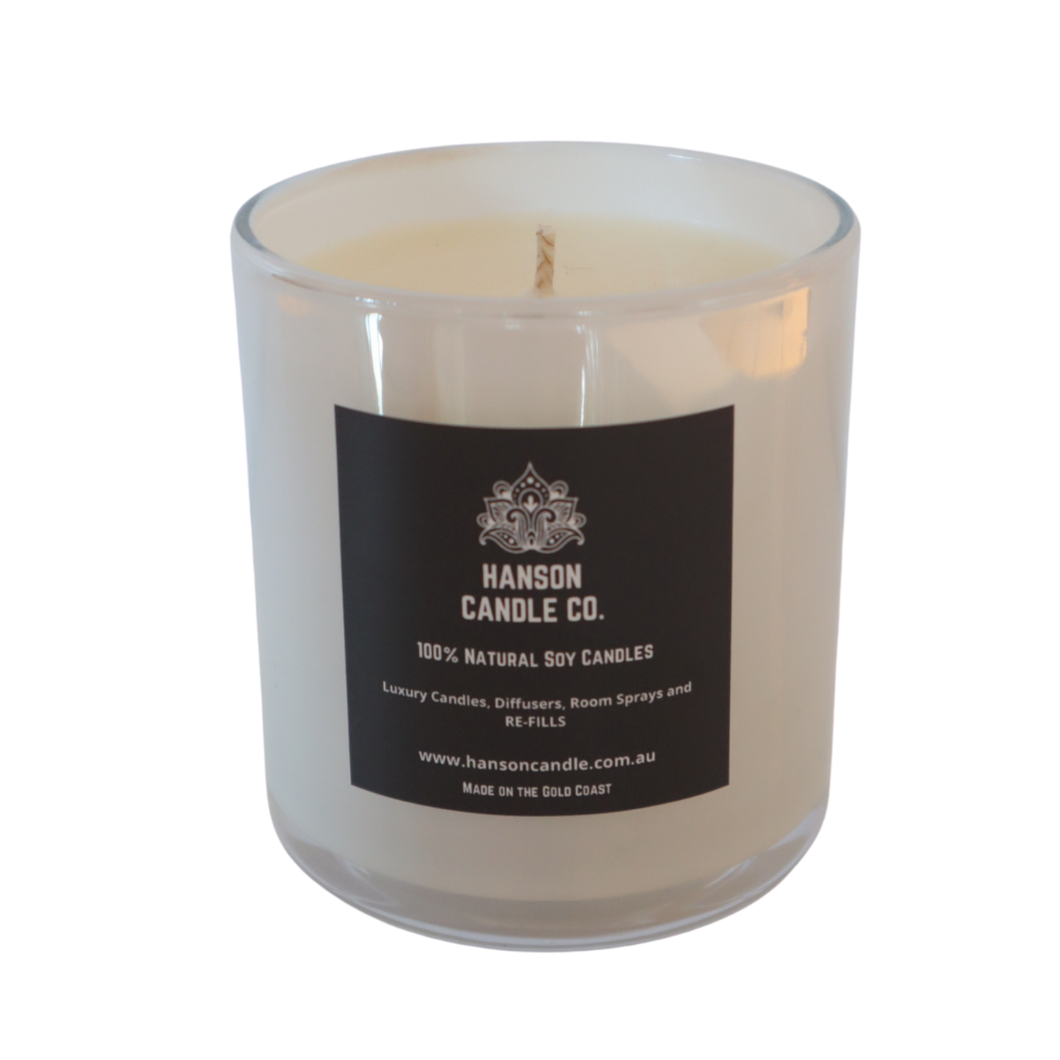 Vogue Candle | WHITE PEARL