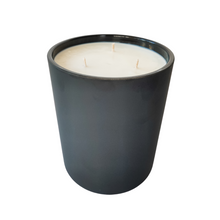 Load image into Gallery viewer, JUMBO Candle 1L | MATTE BLACK