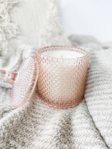 Statement Jar Candle | PINK