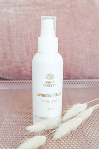 Room Spray | LAVENDER FIELDS