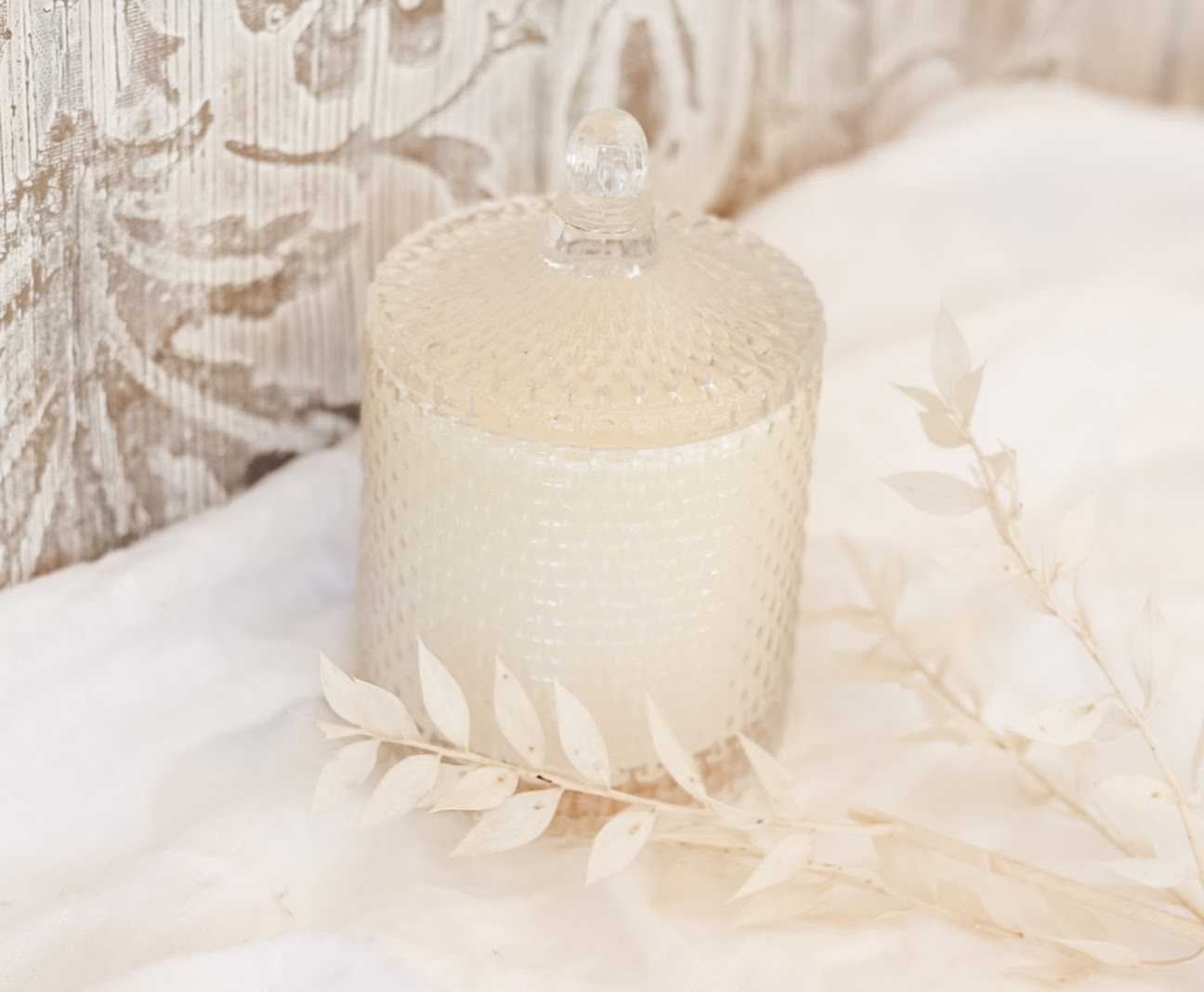 Statement Jar Candle | CLEAR