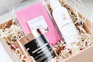 Valentine's Lover Pack | MASSAGE CANDLE
