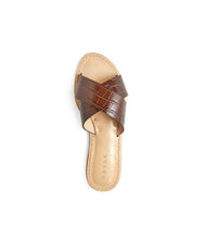Load image into Gallery viewer, Style 03 / Brown Croc