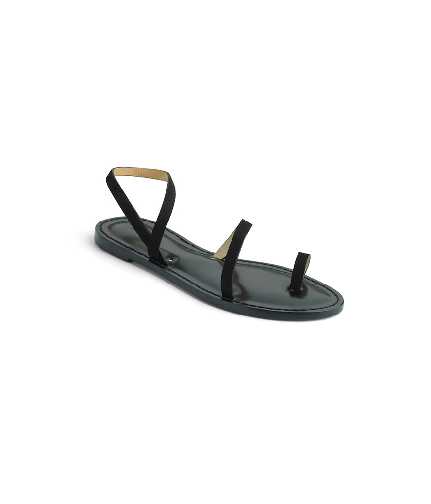 Load image into Gallery viewer, Style 07 / Black Suede
