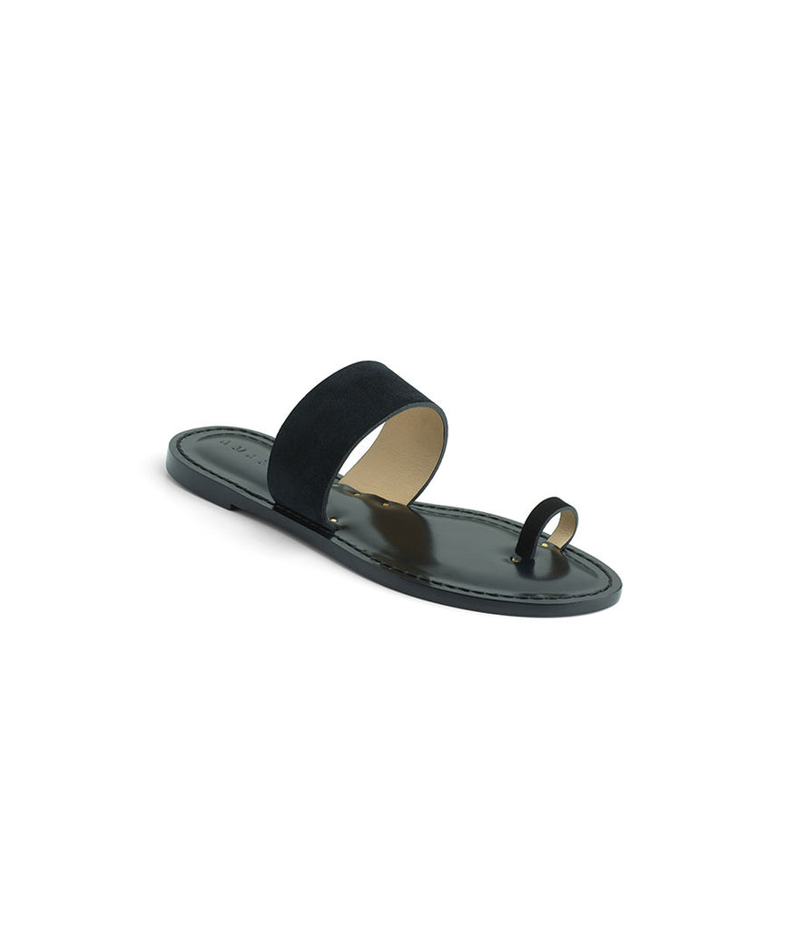 Load image into Gallery viewer, Style 06 / Black Suede