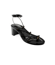 Load image into Gallery viewer, Style 20 | Black Laces | Black Heel