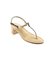 Load image into Gallery viewer, Style 23 | Nude Leather | Nude Heel