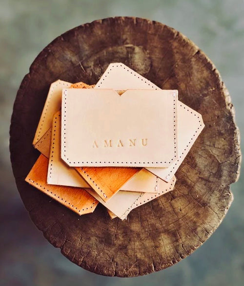 $50 Amanu Gift Card with Leather Case