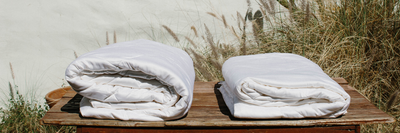 How to Wash and Care for a Bamboo Comforter or Duvet