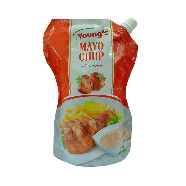 Young's Mayo Chup 500ml