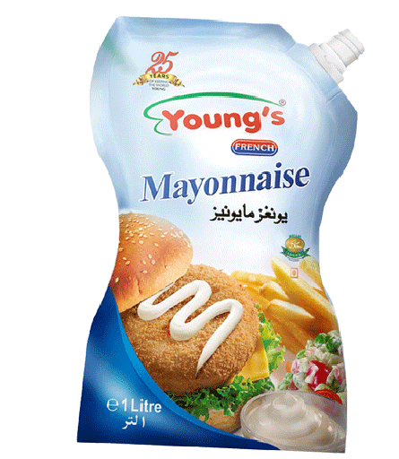 Youngs Mayonnaise 1kg