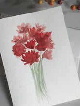Load image into Gallery viewer, Original Watercolor Card 5x7
