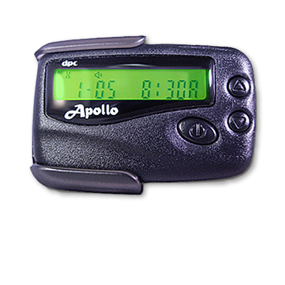 Numeric Message Display Pager by Apollo (Model Apollo 202)