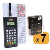 ('Staff Pager System Kits with 3-20 Pagers by Long Range Systems' copy)