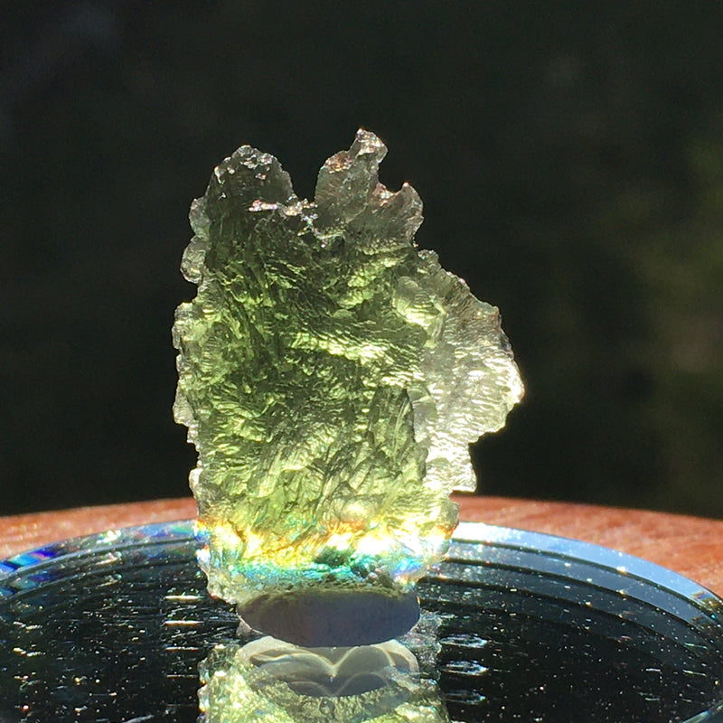 Genuine Moldavite 3.3 Grams