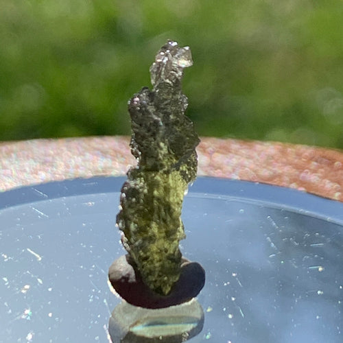 Besednice Moldavite Genuine Certified 1.0 grams Small