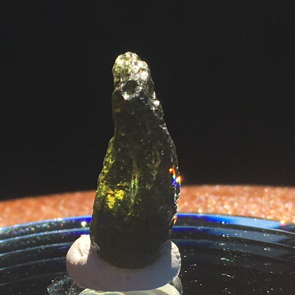 Genuine Moldavite 2.0 grams
