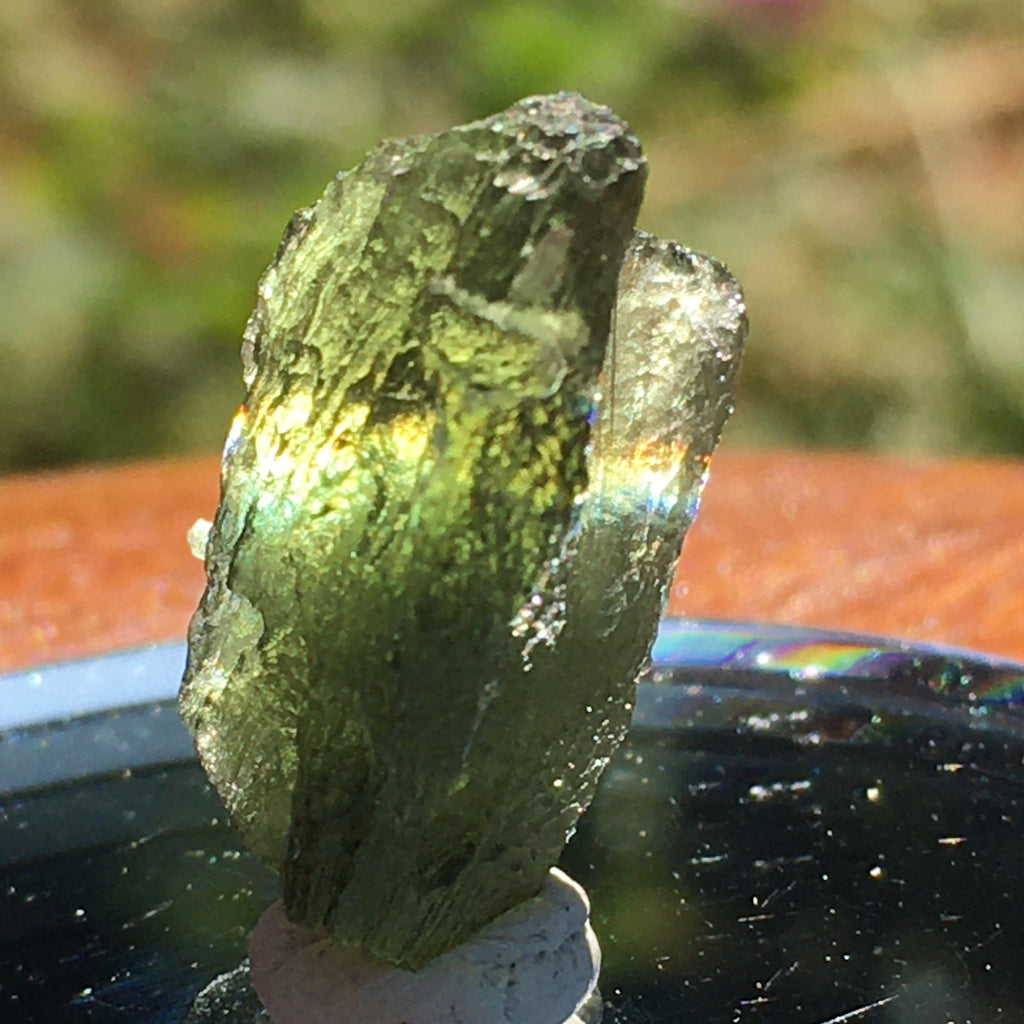 Genuine Moldavite 2.1 grams
